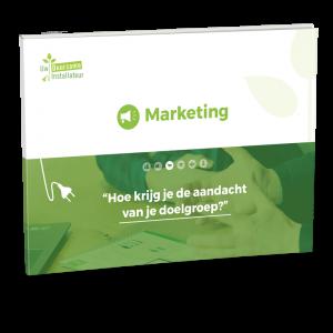 whitepaper marketing Uw Duurzame Installateur